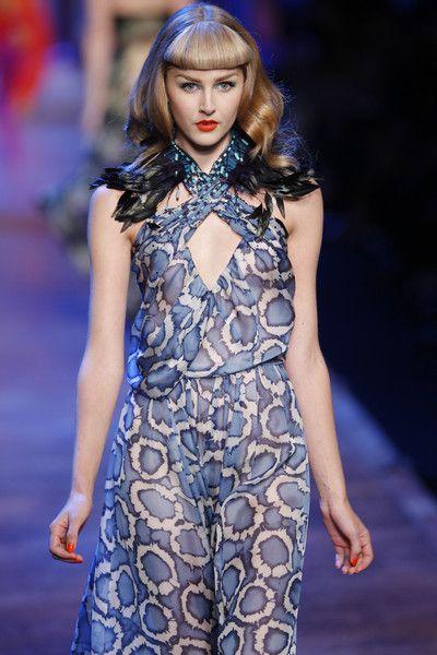 John Galliano for The House of Dior,  Spring/Summer 2011, Ready to Wear