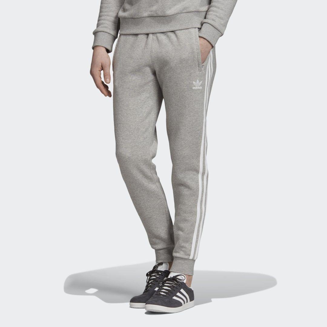 3 Stripe Trousers In 2020 Gestreifte Hose Hosen Damen Schwarze Adidas