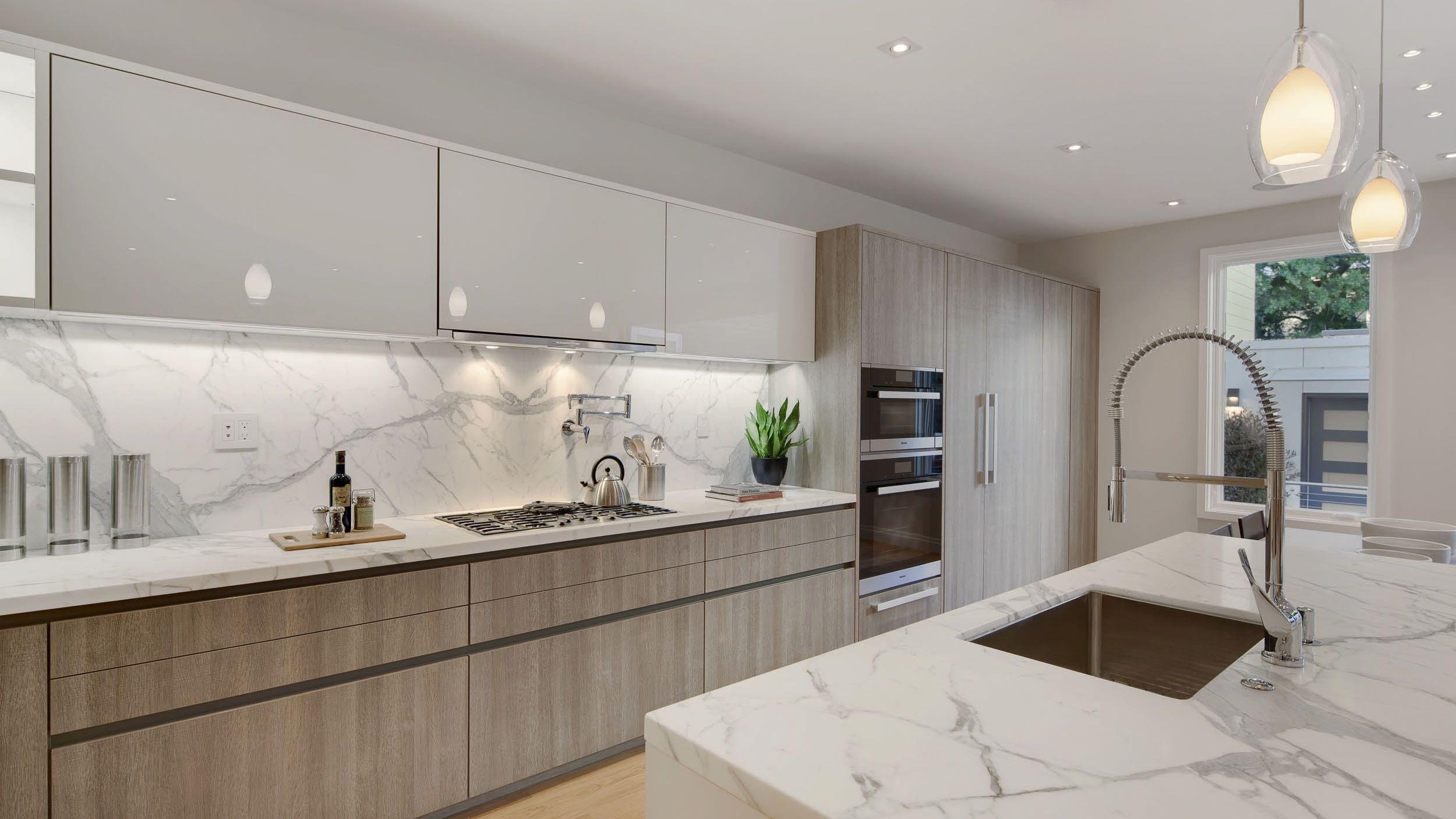 Washington St I Kitchen Design Interior Design Living Room Kitchen