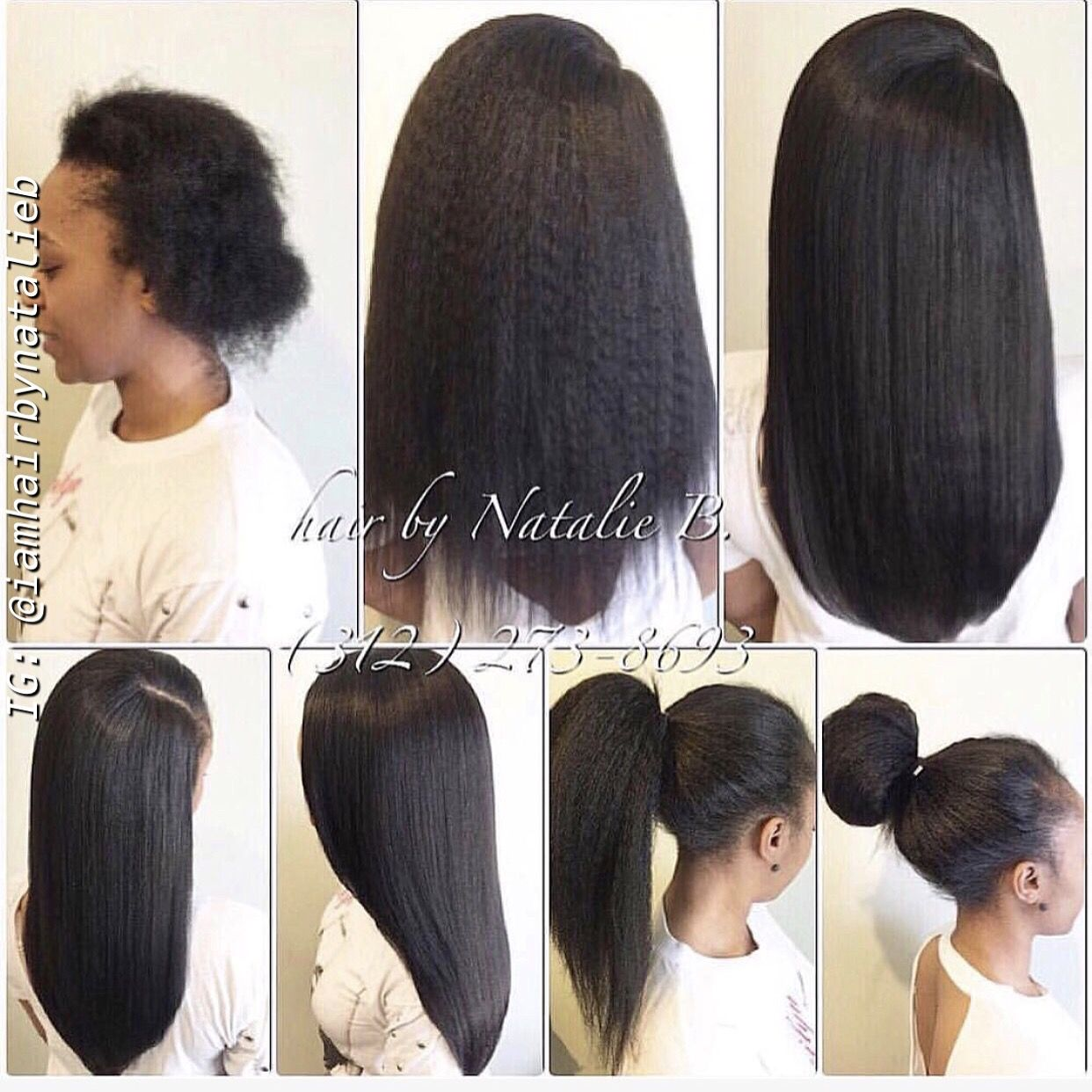 Check Out This Incredibly Natural Looking Sew In Hair Weave That I