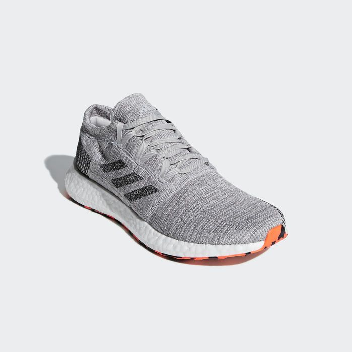 51b0505c4b737 Pureboost Go Shoes Grey Two 7.5 Mens in 2019 | Products | Adidas ...