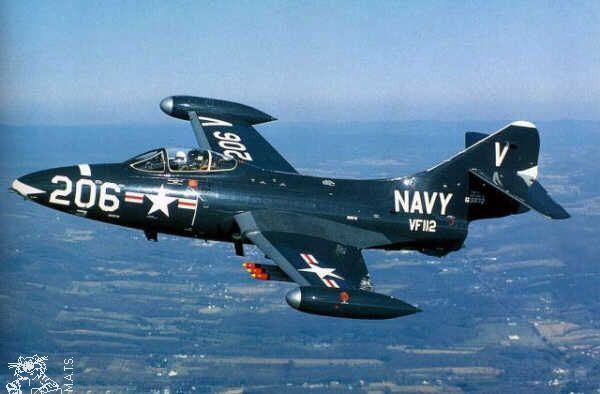 Amazing Facts About The Grumman F9f Panther First Carried Based Fighter Jet Of Us Navy Crew Daily In 2020 Us Military Aircraft Aircraft Us Navy Aircraft