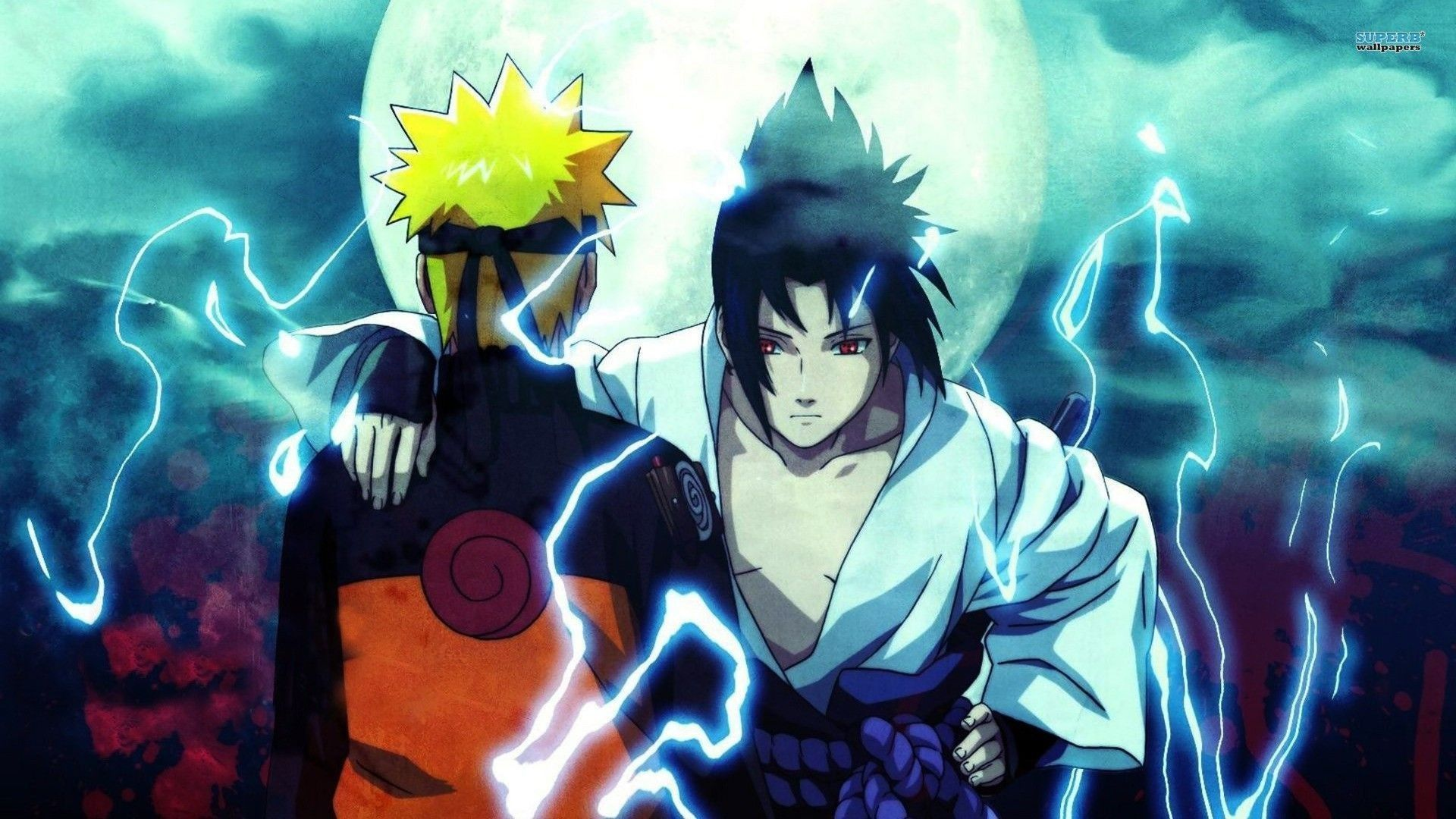 Naruto And Sasuke Wallpaper Hd Resolution > Flip