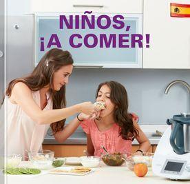 Niños a comer | Colección Thermomix