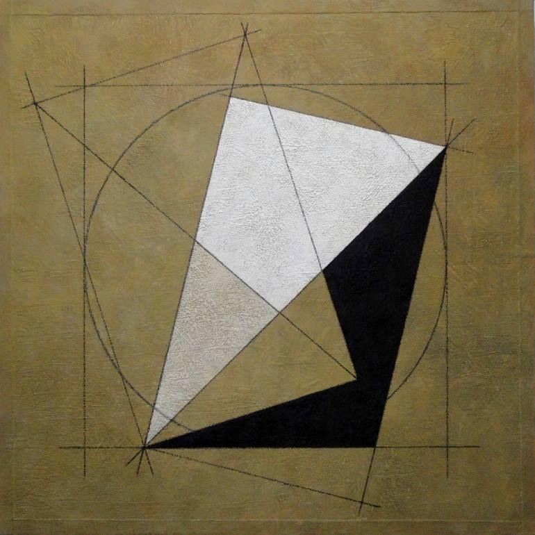 "Saatchi Art Artist Astrid Fitzgerald; Painting, ""Encaustic Painting 356"" #art"