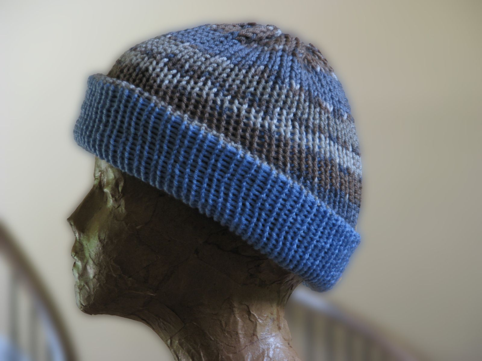 Reversible Hat Instructions: Crochet, Knit, Loom Knit or Addi ...