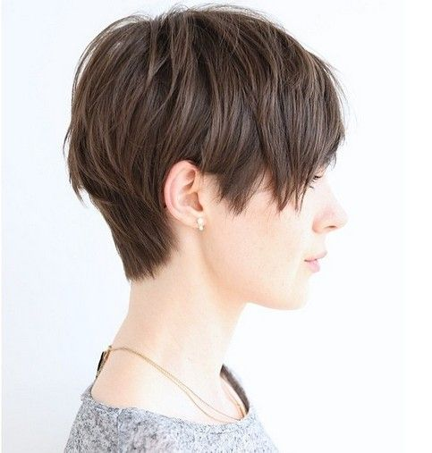 Trendy Short Hairstyles trendy short haircuts for wavy hair 40 Cool And Contemporary Short Haircuts For Women
