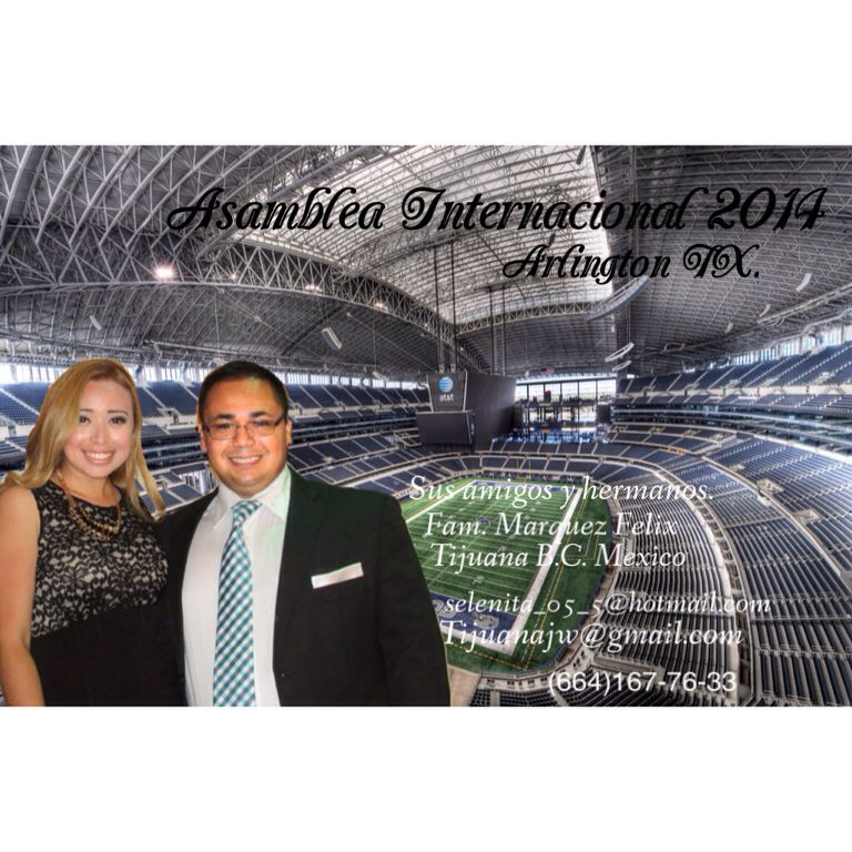 International Convention Jw 2014 Gift Ideas Party
