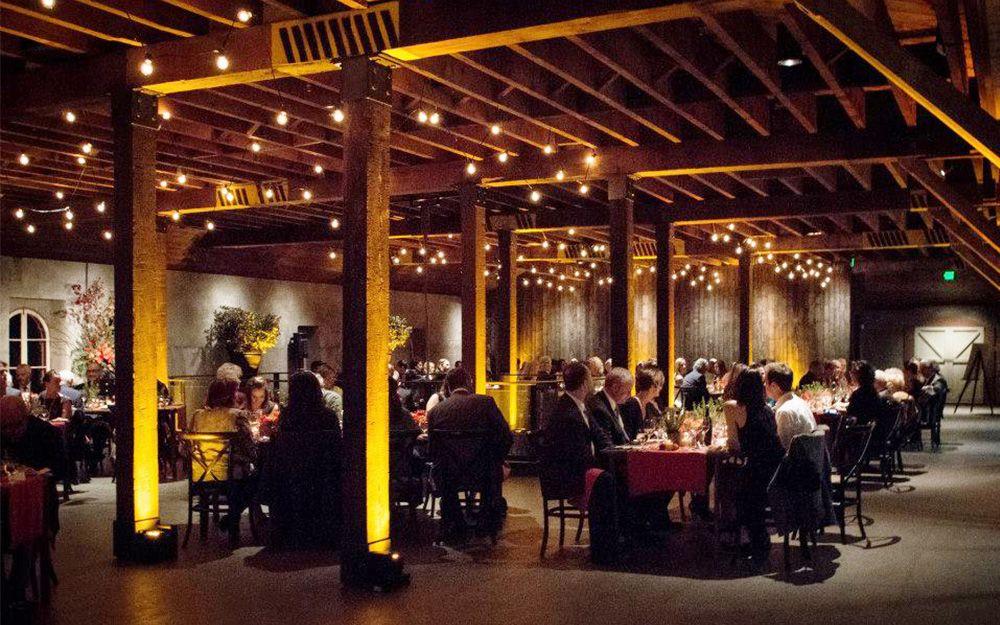 Homepage Napa valley winery wedding, Historic wedding