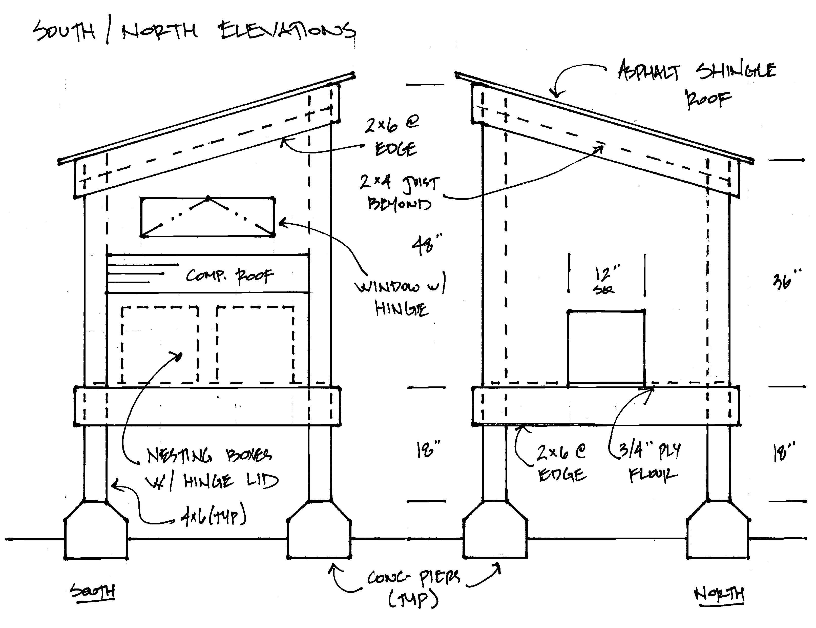 Schematics/plans for new chicken coop. Chicken Coops, Garden Projects, Hen  House