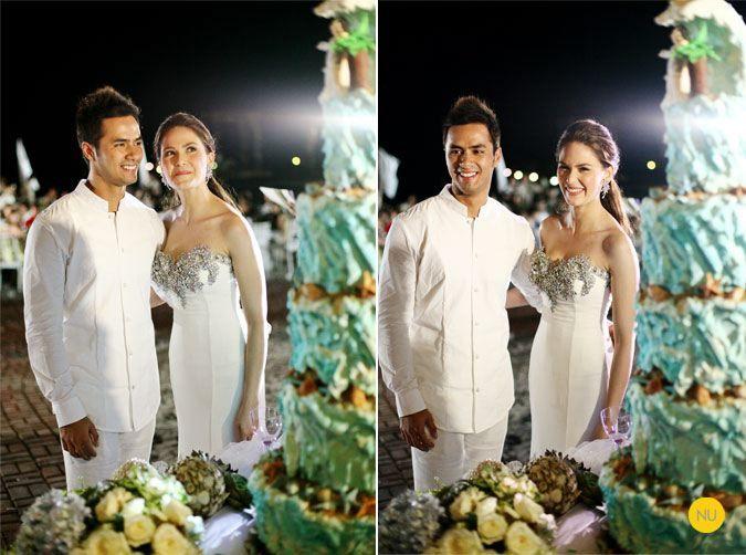 Oyo Sotto and Kristine Hermosa Wedding – Club Balai Isabel » Nelwin ...