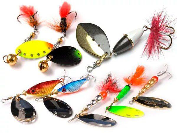 Фото – блесны-вертушки - Рыбалка на спиннинг   Вертушки ...