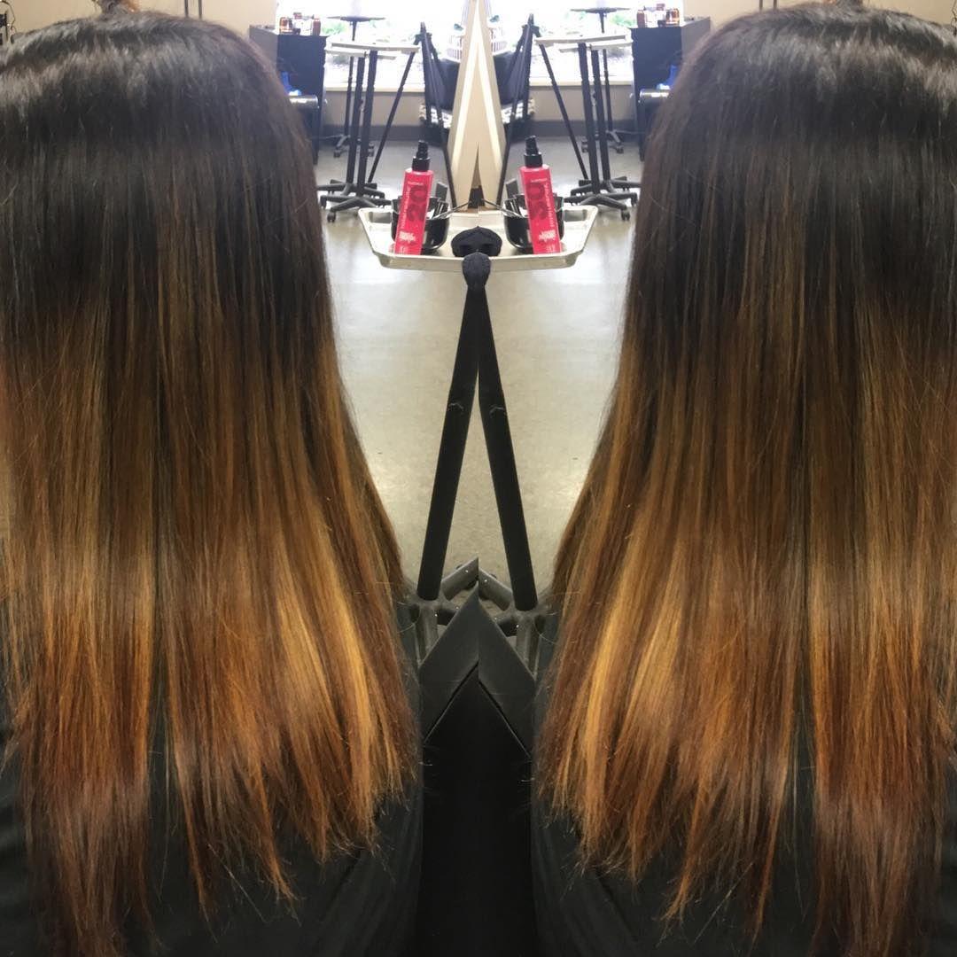 Balayage Season Added Some More Light To Her Color For The