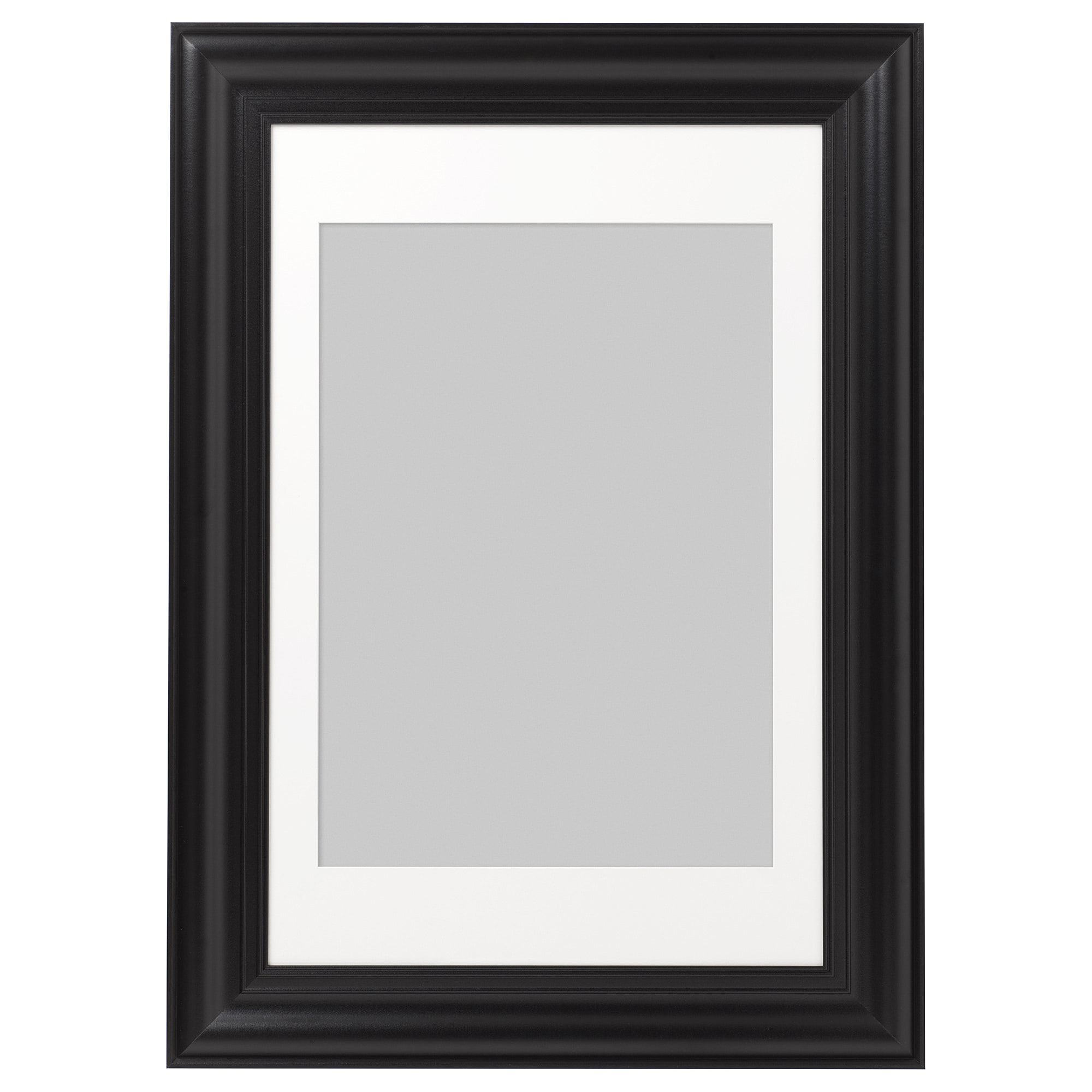 Cadre Photo Sur Pied Ikea skatteby cadre - noir 61x91 cm | cadres noirs, ikea et