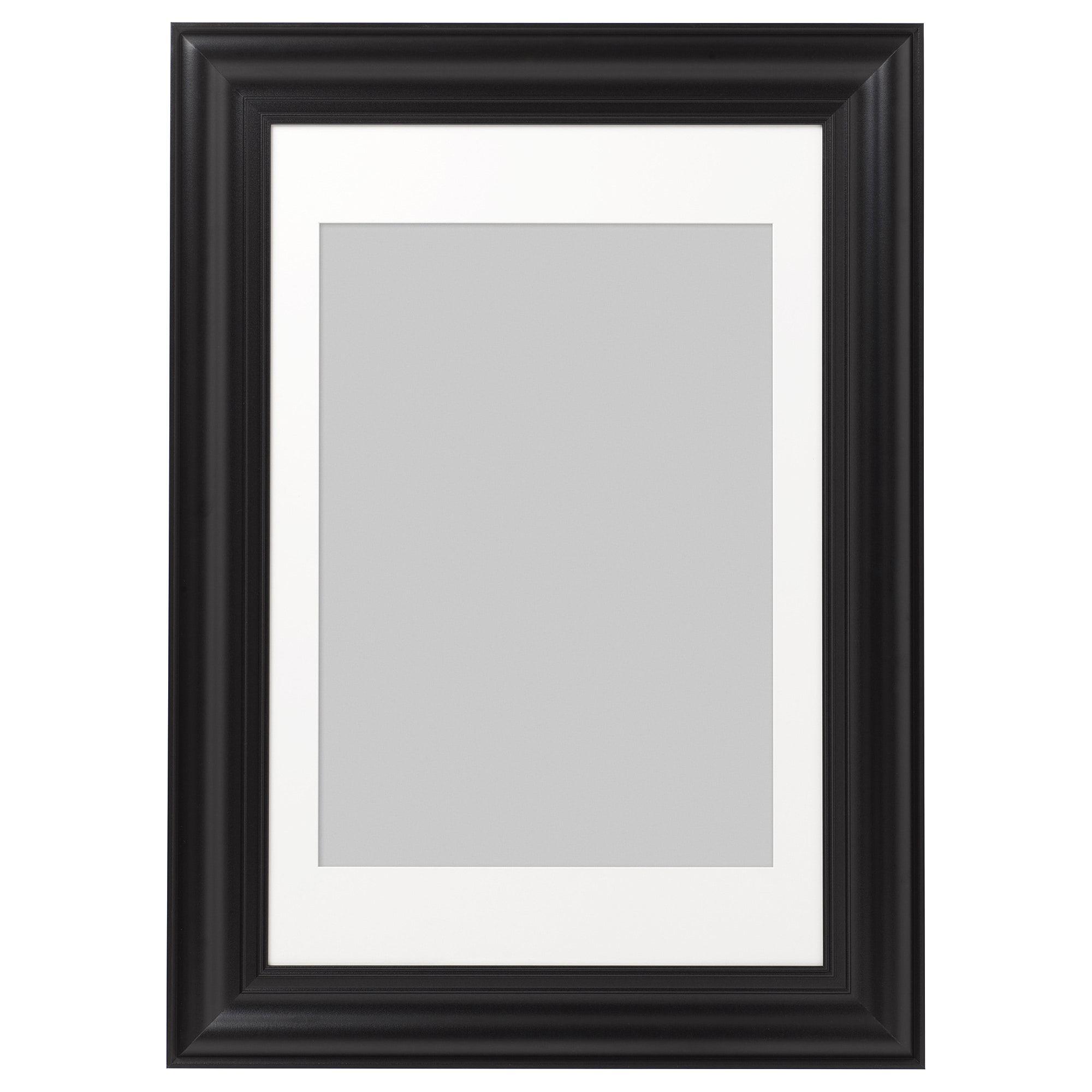 Skatteby Cadre Noir 61x91 Cm Ikea Frame Antique Stain Picture Frames