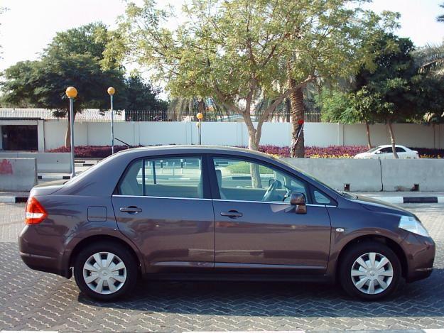 фото ниссан тиида седан 2008