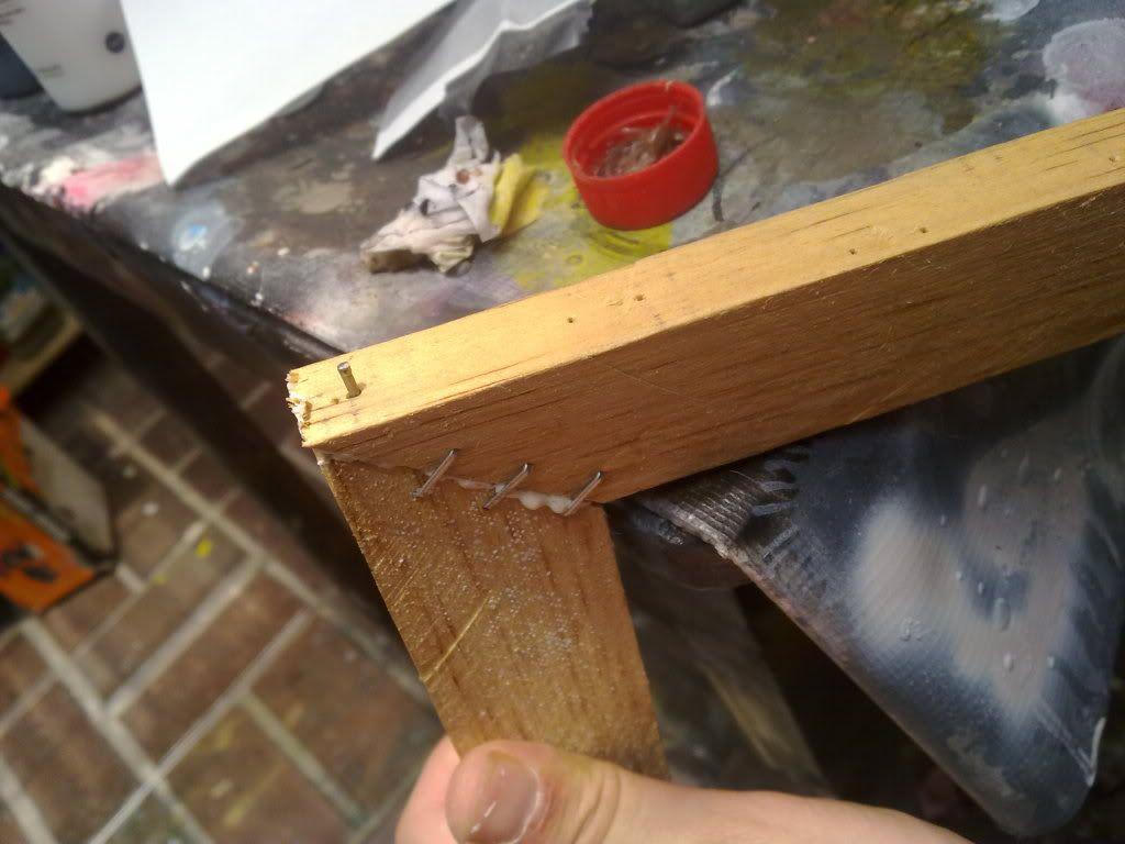 bastidor para pintar con oleo | cómo hacer pinturas acrilicas ...