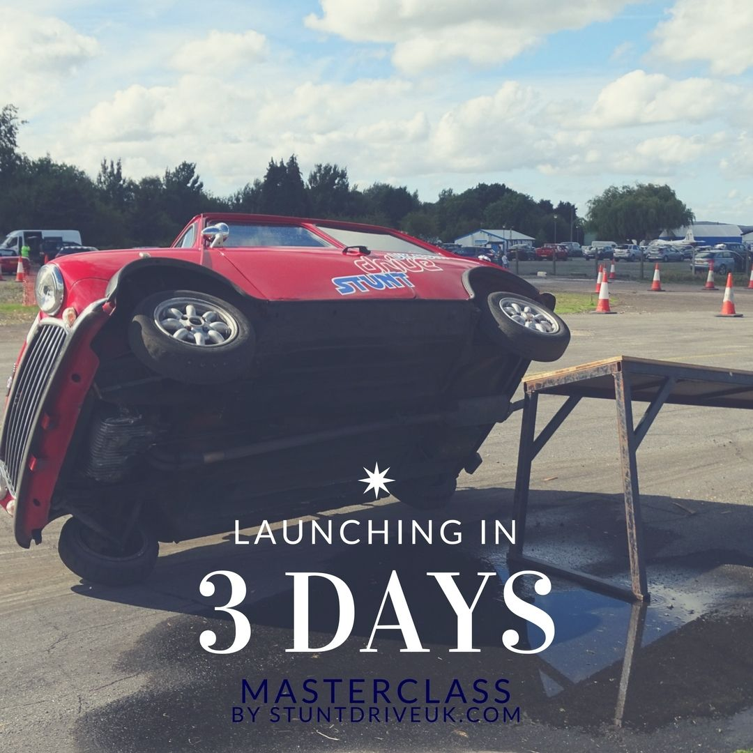 3 Days To Go Stunts Driving Experience Monster Trucks