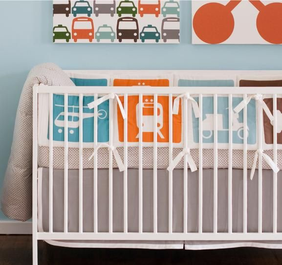 Dwell Studio Crib Set Cribs Baby Crib Bedding Baby Cribs