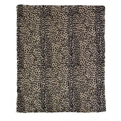 Denali Leopard Throw Blanket