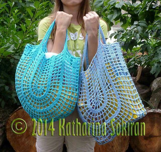 Pin von Jackson Folks auf Crochet Info | Pinterest | Häkeltasche ...