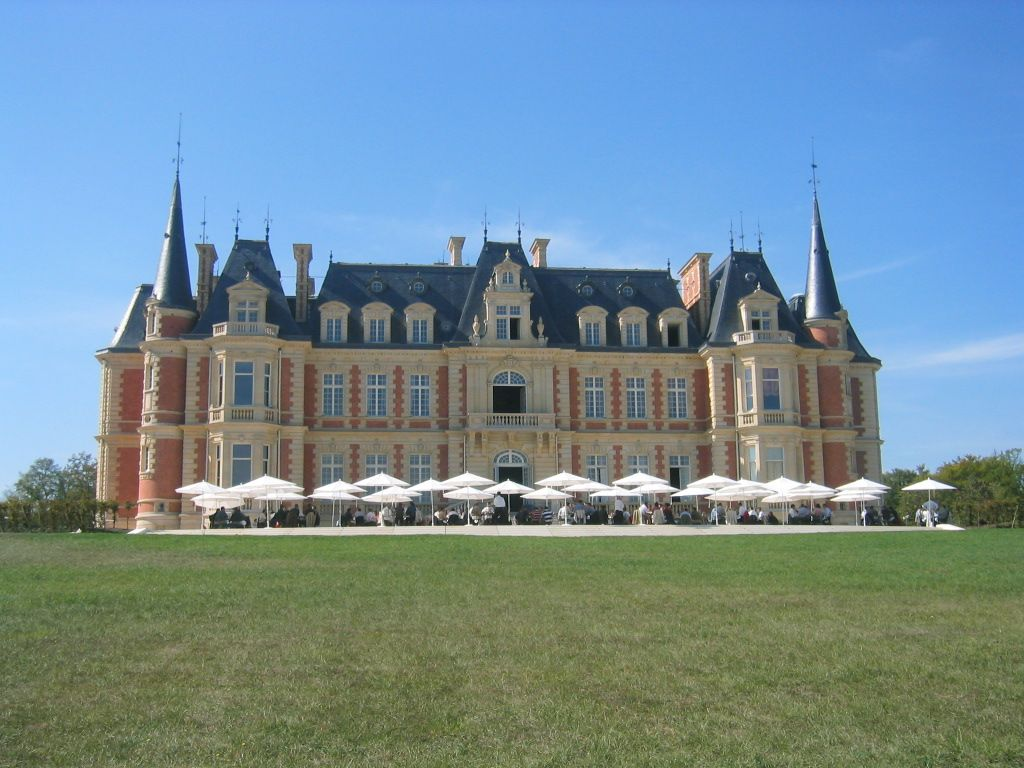 Les Fontaines Chantilly France University Of Capgemini Http