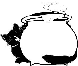 Free Witches Cauldron Clipart - Public Domain Halloween ...