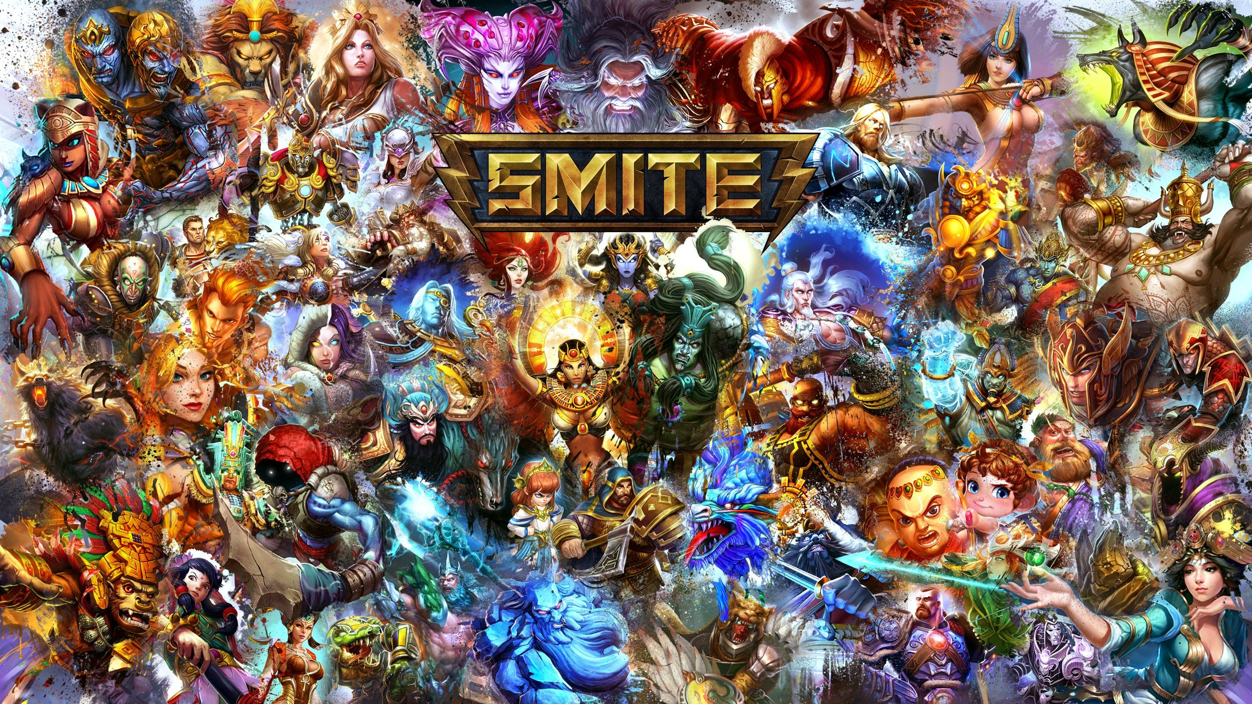 MOBA Fans Rejoice! Smite Finally Reaches The PS4! (With