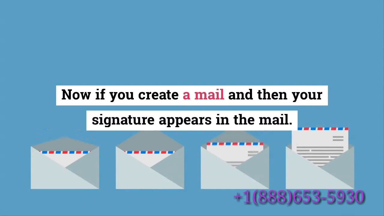 How To Put Add Or Create A Signature On The Outlook Create A Signature How To Be Outgoing Outlook