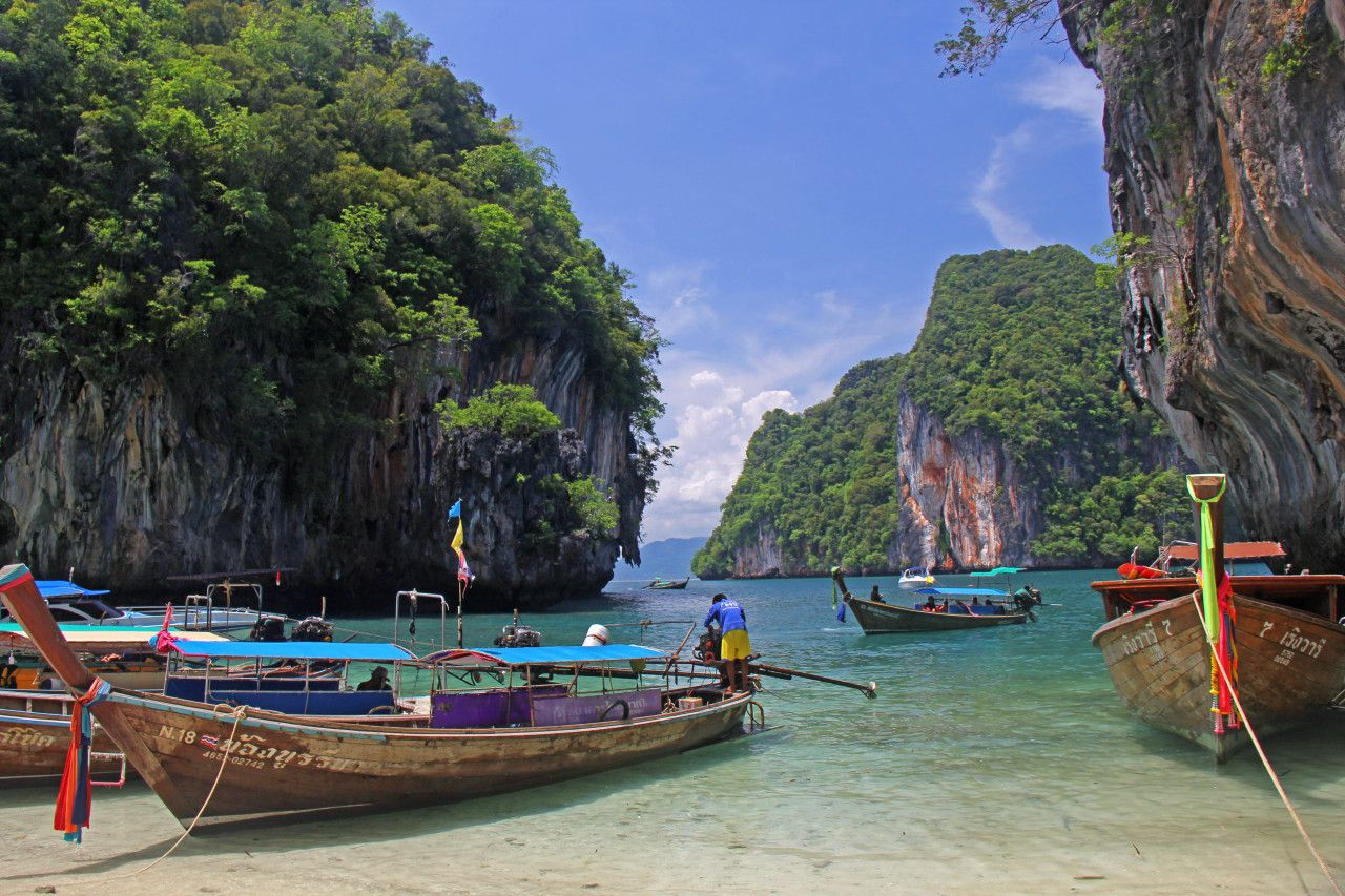 Backpacking Tips And Info For Visiting Krabi Thailand www.hostelrocket.com