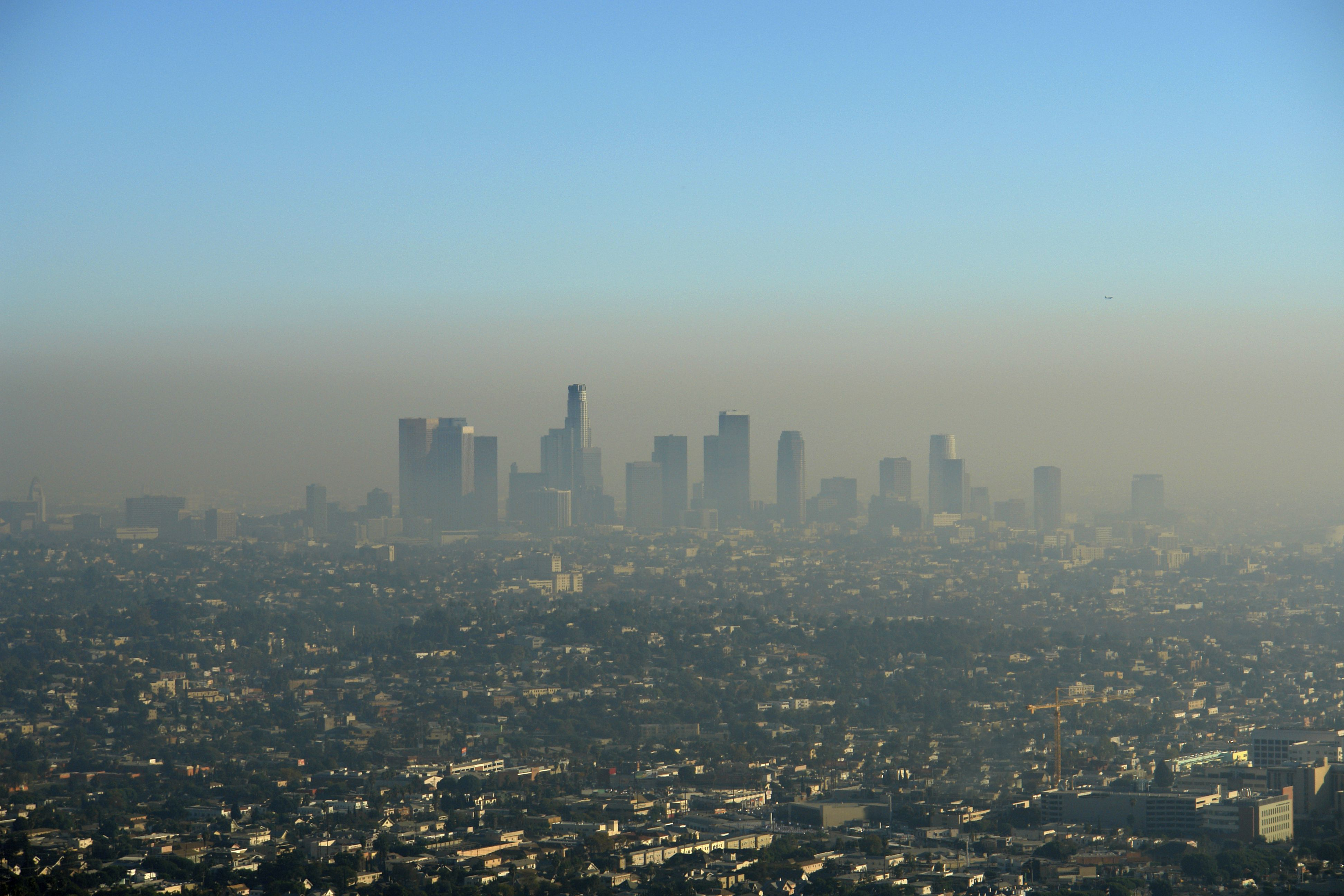 Southern California airquality watchdog is protecting Big