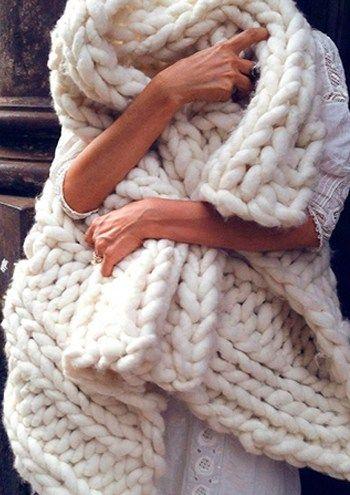 envies d co 2 la tendance chunky knit ces tr s grosses. Black Bedroom Furniture Sets. Home Design Ideas