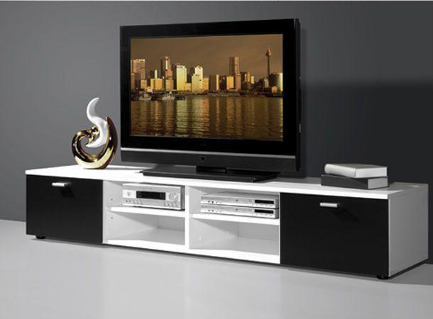 Tv Plasma Kast.Black Tv Stands Tv Dinding