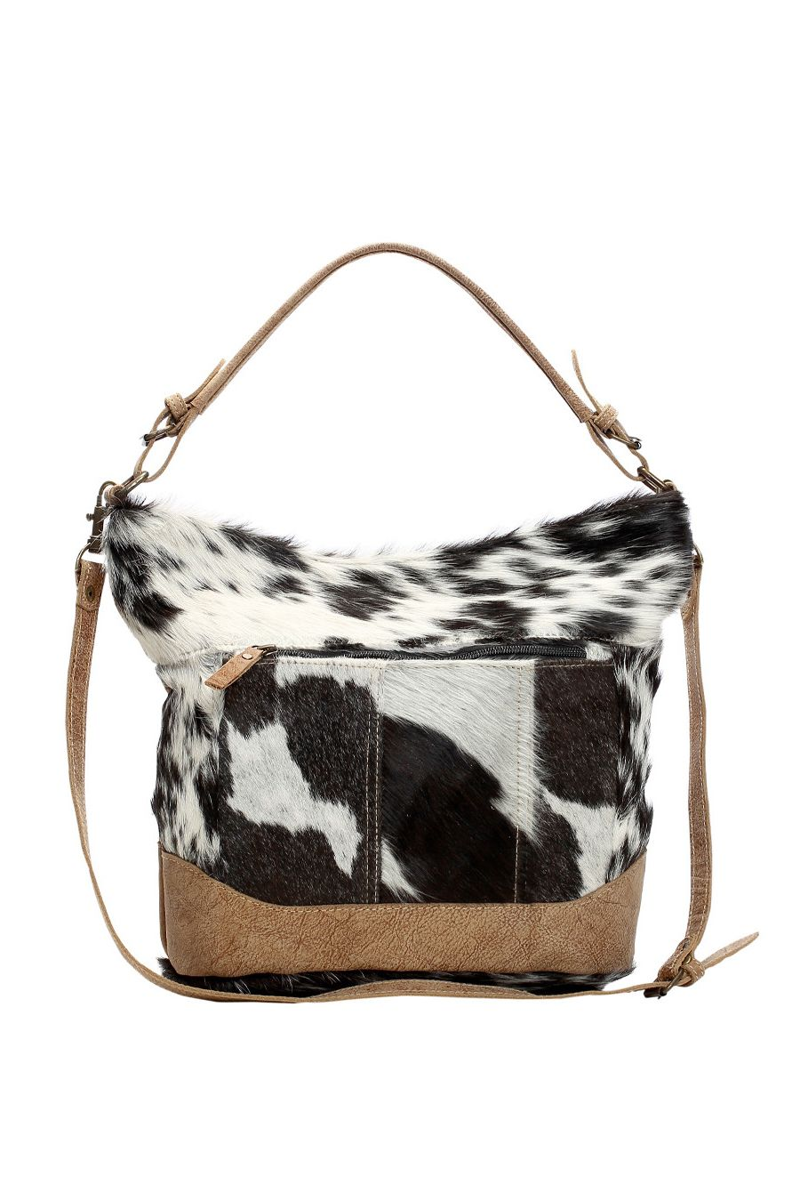 Myra Bag Dual Strap Cow Print Bag Shoulder Bag Cowhide Purse Cowhide Bag Find new and preloved myra bag items at up to 70% off retail prices. myra bag dual strap cow print bag