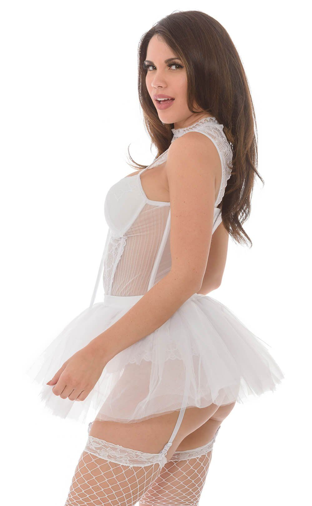 218b91e882f56 Velvet Kitten Sweet Sensations Set Bridal Lingerie Bustier Lingerie Dress  Medium * Find out more about the great product at the image link.