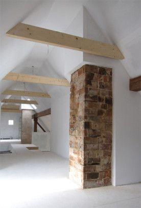 i-s-dachbodenausbau-deckendurchbruch-schornstein-1 #modernfarmhouselivingroom