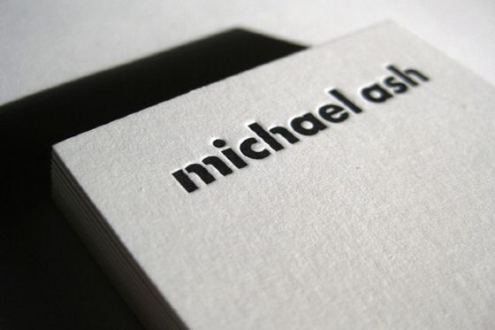 Black White Business Card Black Business Card Business Card Design White Business Card