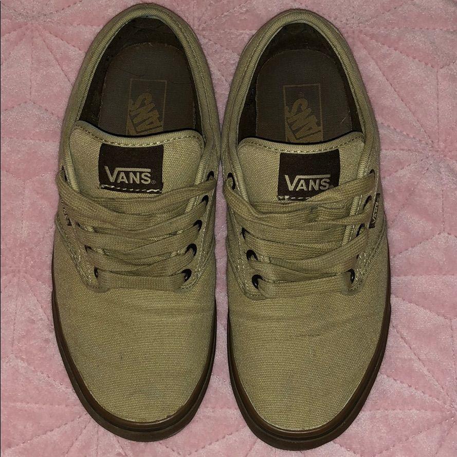 vans wheat color