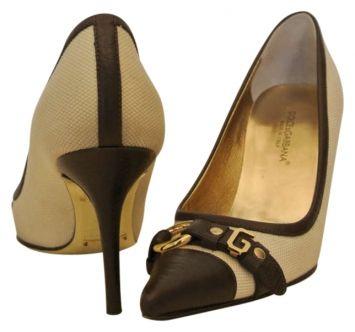 Dolce & Gabbana Pumps $160