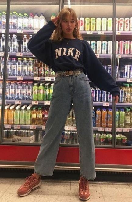 50 Trendy Fashion 90s Outfits Grunge Winter Fashion Inspo Outfits Fashion Teenage Girls Retro Outfits
