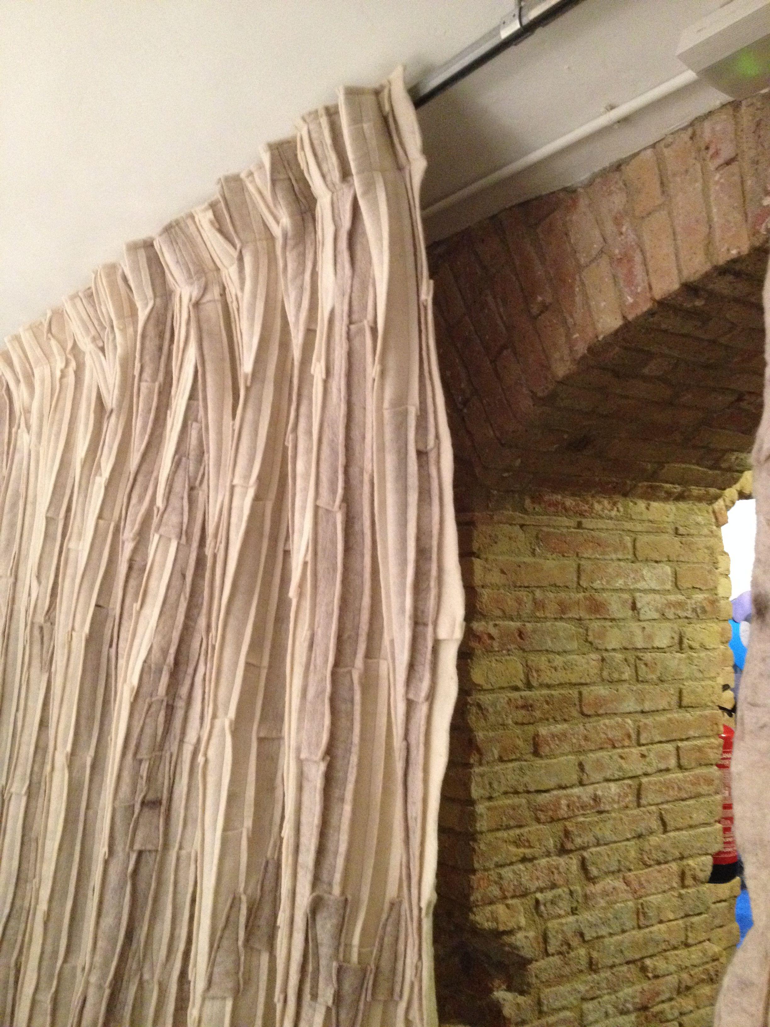 Awesome Vilten Gordijnen Contemporary - Huis & Interieur Ideeën ...