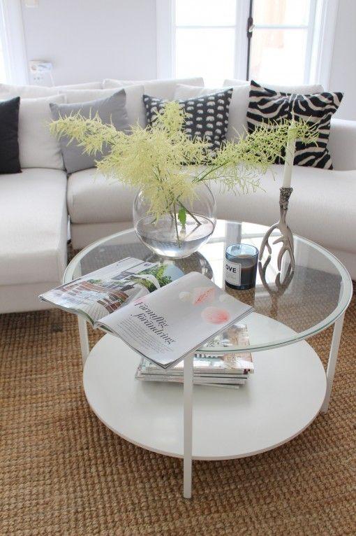Soffbord Vittsjö Ikea IKEA Ideas Home decor, Coffee table 2018, Living room inspiration