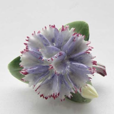english bone china flowers - Google Search