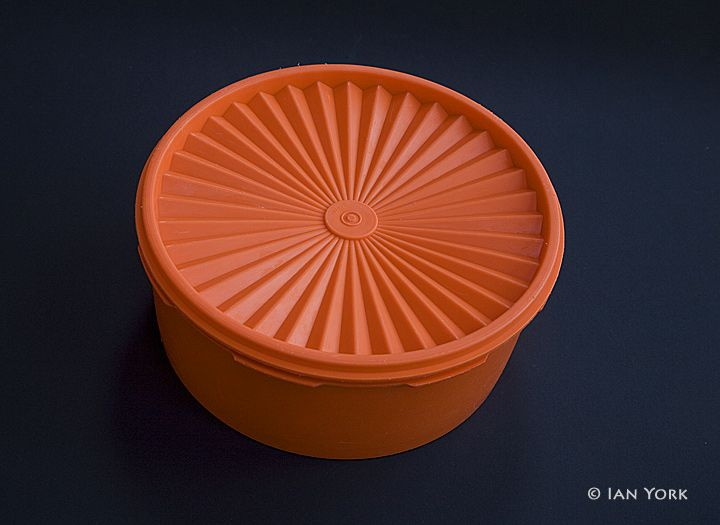 "everyone had these Tupperware containers in the late 70""s"
