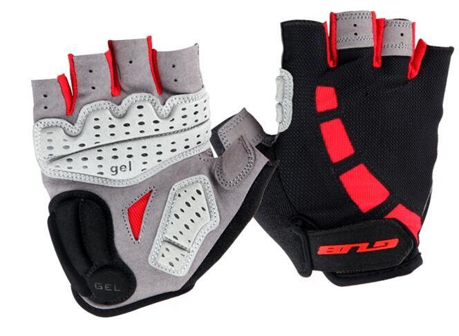 XL GUB Anti-slip Cycling Bicycle Motorcycle Sport Gel Half Finger Gloves Size S