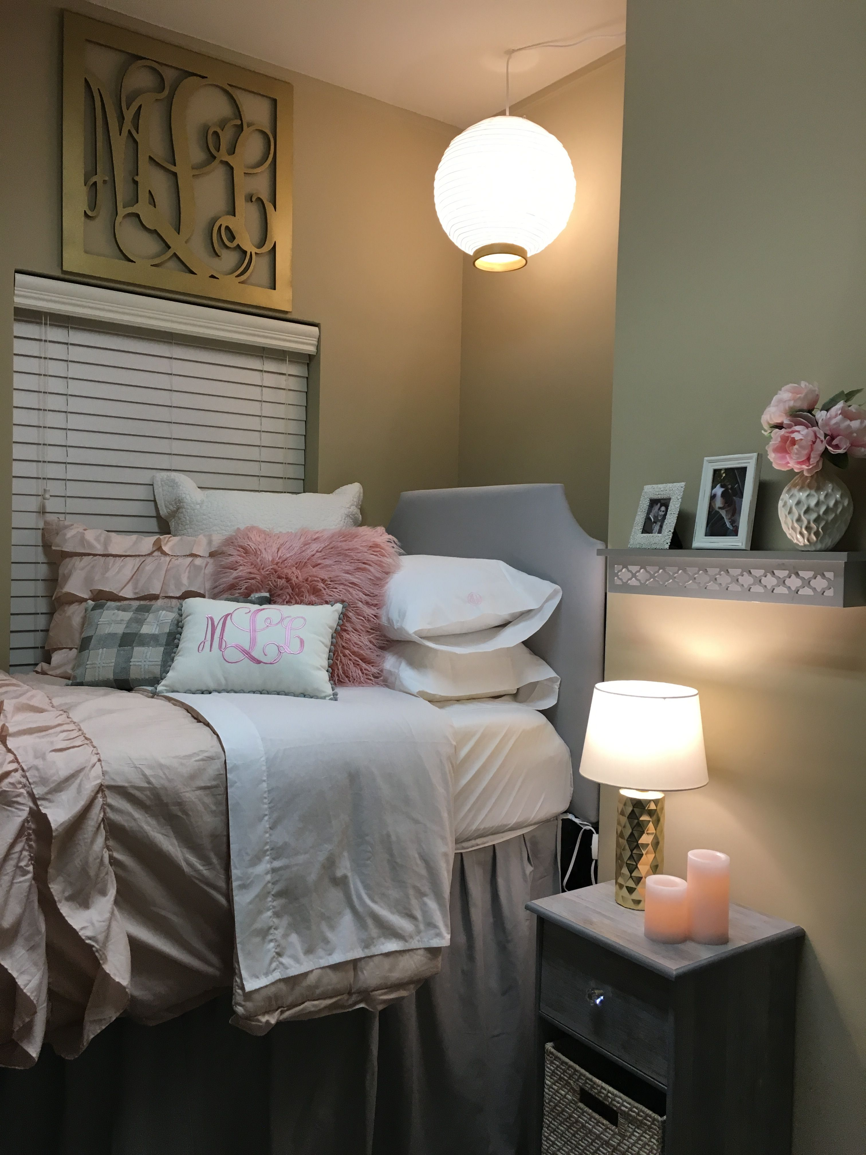 Presidential I University of Alabama MLL Bedrooms in