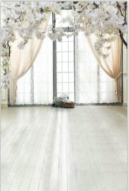 Background Life Magic Box Dressing Table White Screen Flowers Baby Shower Backdrop Background Fabric Photocall Fondo Wedding K-10302 Vivid And Great In Style