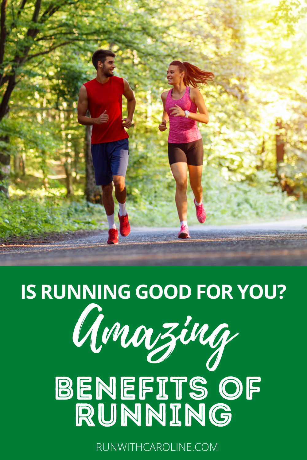 Is running good for you? 12 amazing benefits of running