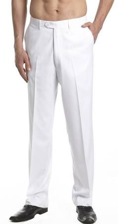 37++ White dress pants for mens info