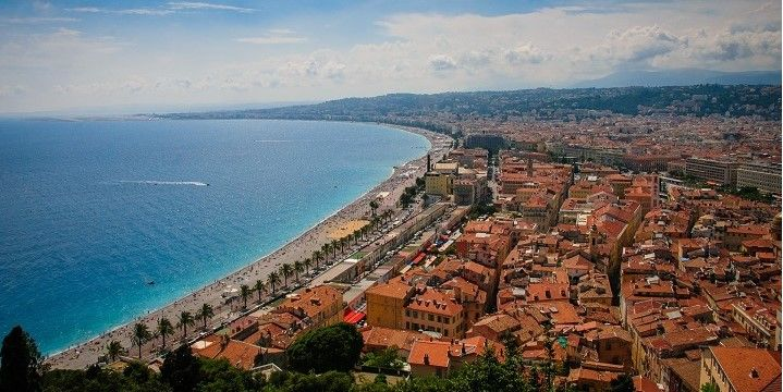 Nice, French Riviera, France, Europe